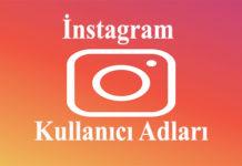 instagram-kullanici-isimleri